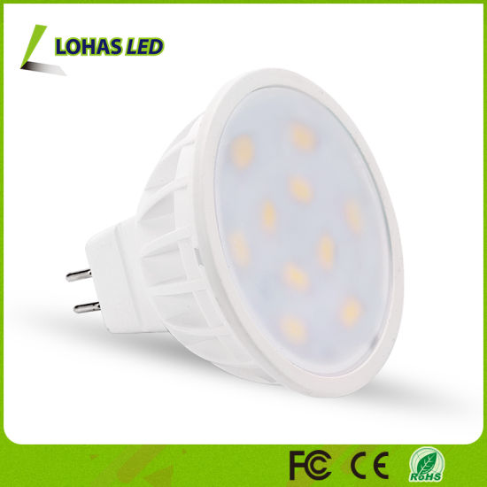 3W 5W 6W GU10 MR16 Dimmable LED Spotlight pictures & photos
