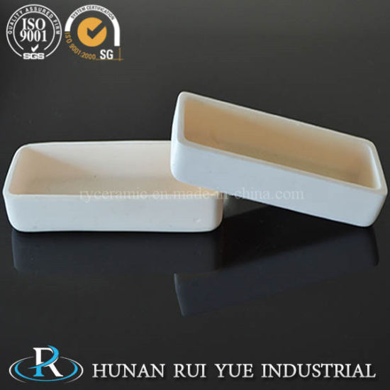 Standard Competitive Price Alumina Ceramic Refractory Crucible pictures & photos