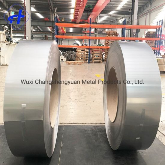Ss 304 Stainless Steel Strip (SUS304, EN X5CrNi18-10, 1.4301)