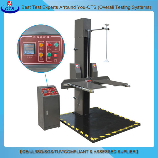 Automatic Drop Test Machine for Package Impact Test