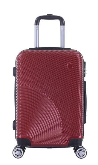 2019 New Fashion Design Trolley Case, School Suitcase Hard Shell Luggage Xha162