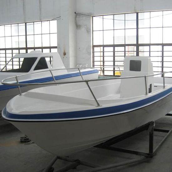 Professional Fiberglass Commercial Fishing Boat for Sale