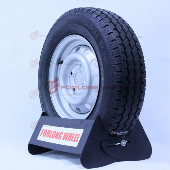 14inch High Performance Light Boat Trailer Tires and Wheels