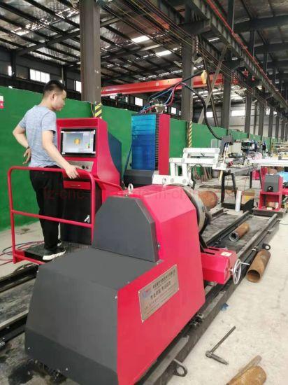 Manufacture for Pipe&Tube CNC Plasma Flame Cutting Machine