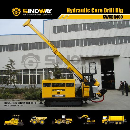 Diamond Core Drilling Hydraulic Core Drilling Rig for Geological Exploration pictures & photos