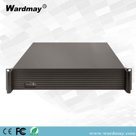 Ccctv Security 2u 64chs 4K Network Security NVR