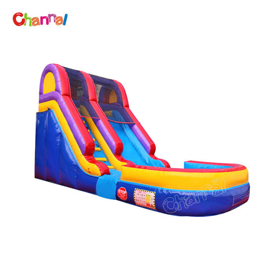 22FT Long Water Slide Inflatables Inflatable Slide Toy for Outdoor