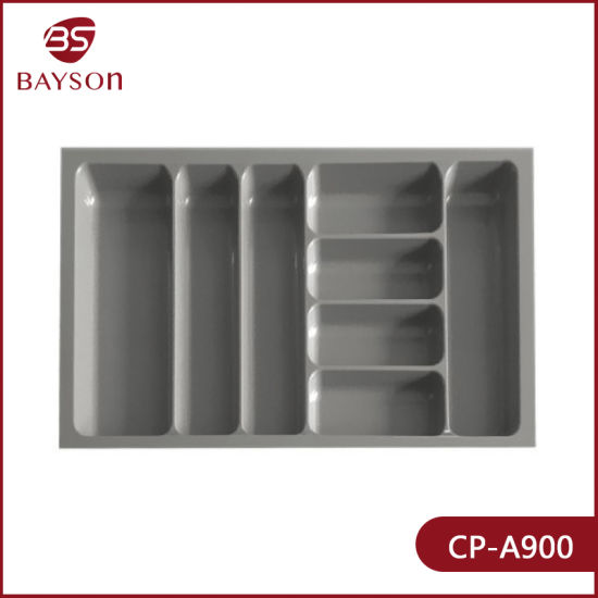 Cp-A900 Cutlery Tray Drawer Insert Kitchen Tool Utensil Organizer