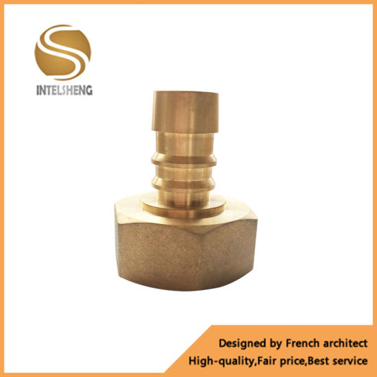1/2 NPT / Bsp Female Brass Hose Barb Fitting
