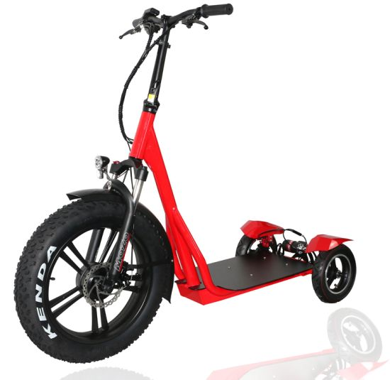 2019 Electric Scooter Three Wheel Wholesale pictures & photos
