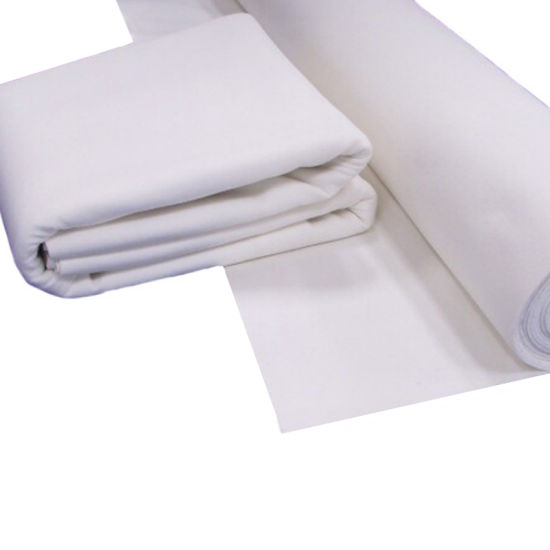 Needle Felt Polyester Flatwork Ironer Padding Belt Heat Setting Finishing