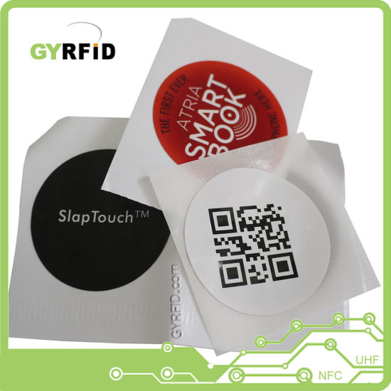 NFC Label RFID Smart Label for NFC Applications (LAP) pictures & photos
