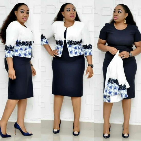 Printed Dress Plus Size Mother Dress pictures & photos
