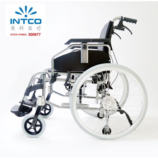 Incredible China Seat Height And Depth Adjustable Aluminum Wheelchairs Machost Co Dining Chair Design Ideas Machostcouk