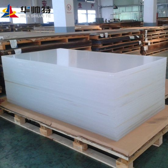 Plastic Sheet 3mm 5mm High Glossy Transparent Acrylic Sheet