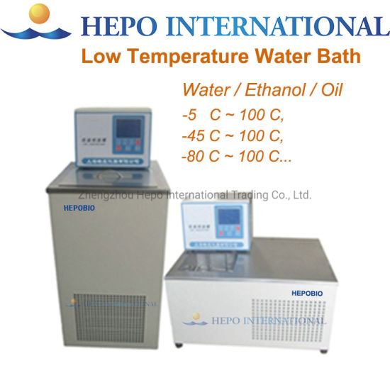 Laboratory Low Temperature Water Oil Circulator Cooling Heating Bath (HP-LTWB6) pictures & photos