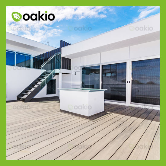 Stable and Durable Outdoor Co Extrusion Composite Decking