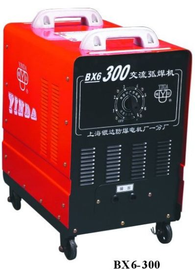 300AMP Bx6 Tapped Type AC Arc Welder