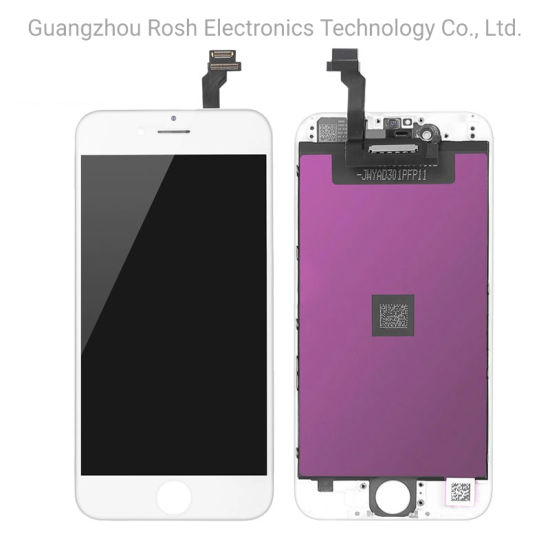 Factory OEM AAA+ Quality Repair Mobile Phones LCD Screen Parts for iPhone 6p 5.5 Inch Display for iPhone 6 Plus Full View Mobile Phones LCD Screen