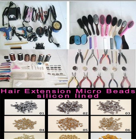 Micro Beads, Micro Ring with Silicone pictures & photos