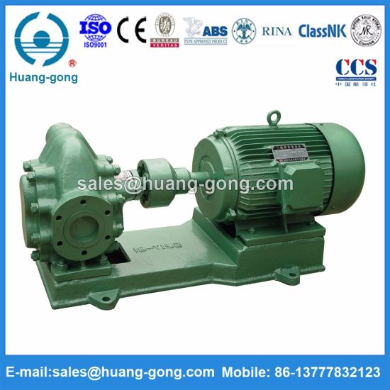 Marine KCB Series Gear Oil Pump for Shipyard pictures & photos