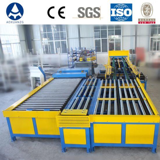 China Duct Manufacture U Shape Line 5, U Super Auto Duct Manufacture Line Price
