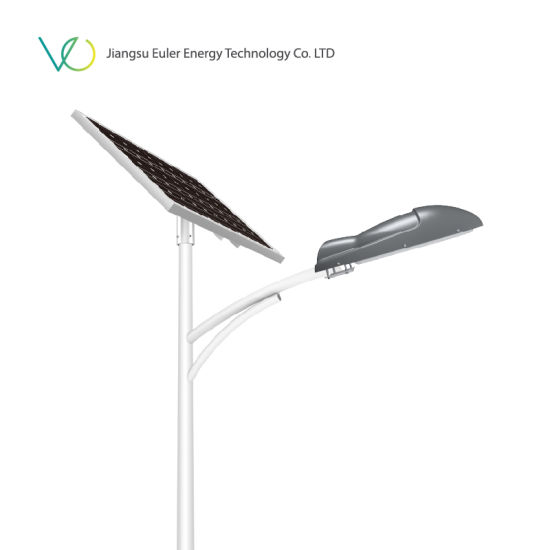 Nichia LEDs Bulbs 7000lm Long Life Span 70W 3.2V Factory Directly Supply Integrated Solar Street Light with Solar Panel