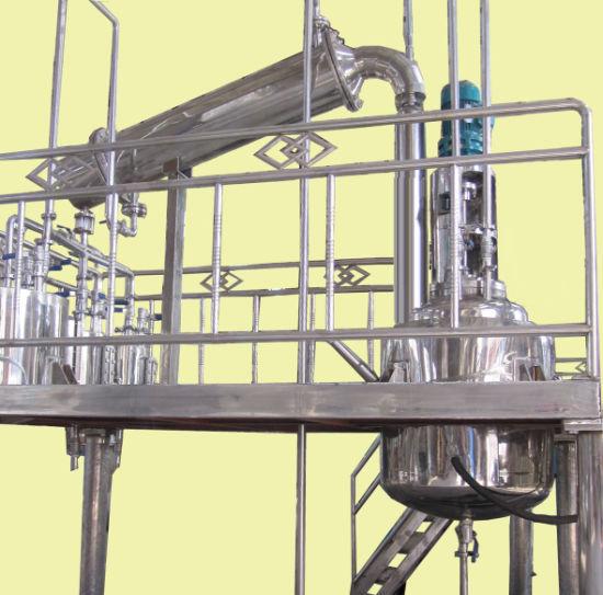 China Urea Formaldehyde Resin Reactor - China Urea Formaldehyde