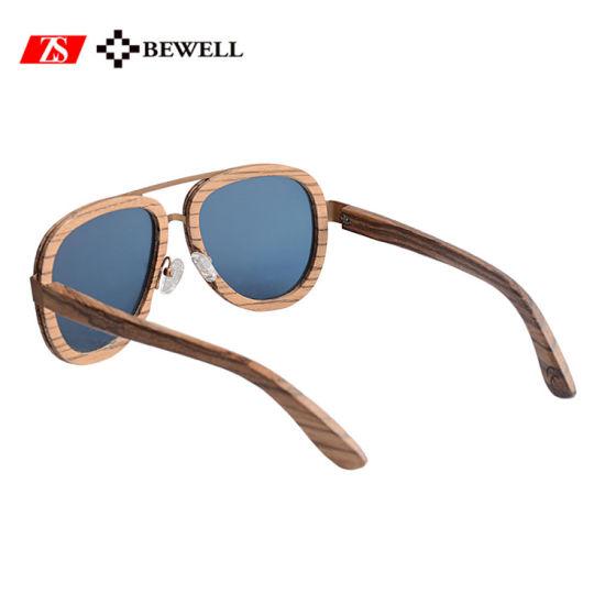 e5b6c8a9e04 China Classic Rayband Style Wooden Sunglasses - China Sunglasses ...