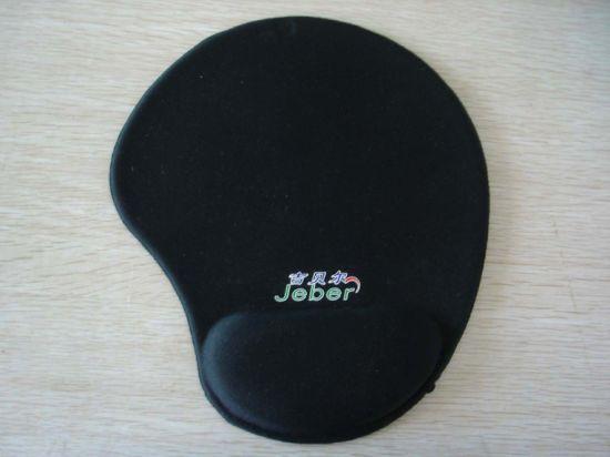 Gel Wrist-Rest Mouse Pad with Custom Logo