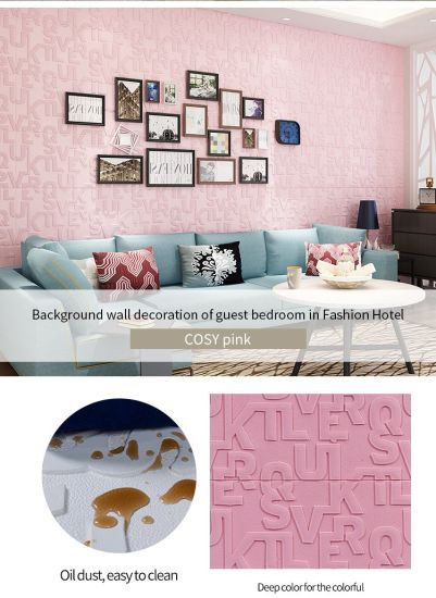 China Cheap Wallpaper For Sale Self Adhesive Wall Tiles Foam Brick 3d Wallpaper Walls Wholesale China 3d Wallpaper Pe Foam Wallpaper