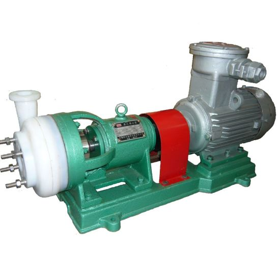 Fluoroplastic/ Anticorrosion Chemical Pump (FSB) pictures & photos