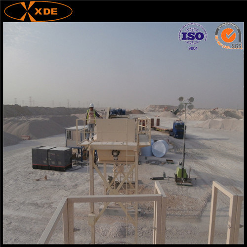 500ton/H Concrete Mixing Plant for Road Construction