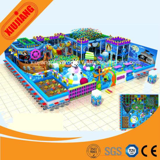 Commercial Indoor Creative Recreation, Children's Play Equipment