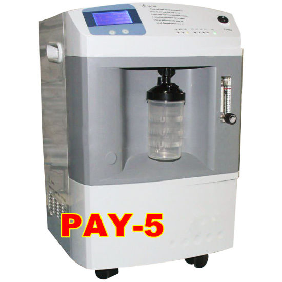 Cheap Home and Hospital Use Oxygen Concentrator Pay-5 pictures & photos