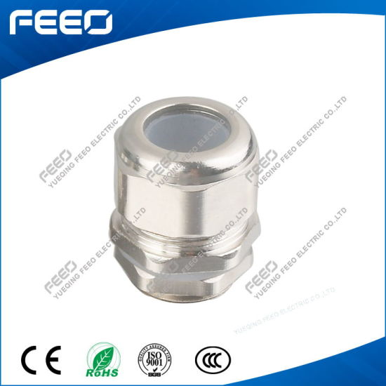 Explosion-Proof Brass Cable Gland pictures & photos