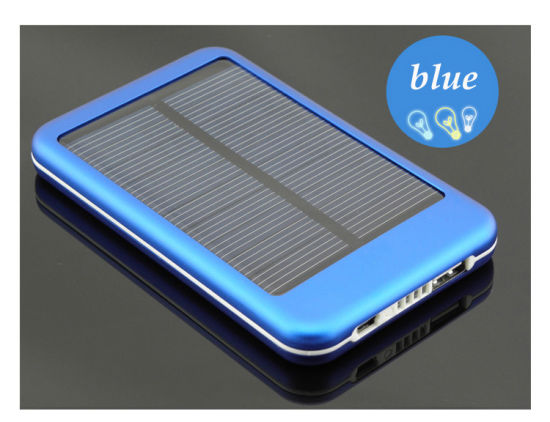 New Product 20000mAh Solar Power Charger Portable Solar Power Banks Larger Capacity for iPhone, Samsung, HTC