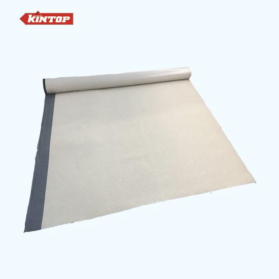 High Polymer Pre Applied Self-Adhesive HDPE Waterproofing Membrane