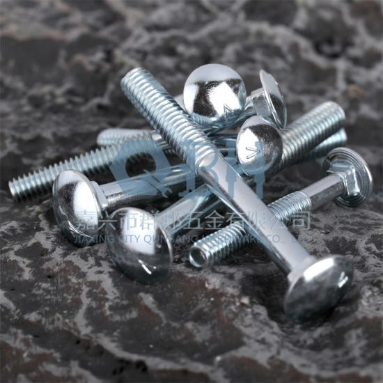 Carriage Bolts (DIN603, Cl. 6.8) pictures & photos