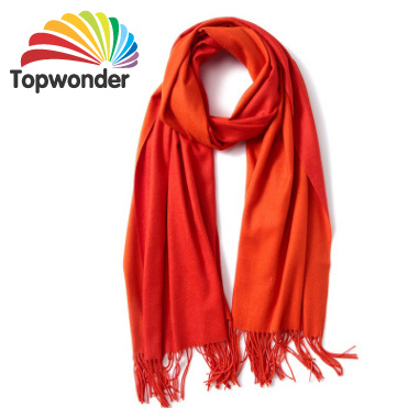 Scarf, Made of Wool, Acrylic, Polyester, Cotton or Royan, Sizes, Colors Available