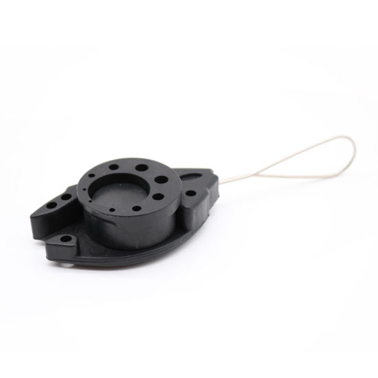 China ABS Plastic FTTH Clamp Fish - China FTTH Drop Cable Wire ...