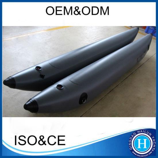 PVC/Hypalon Inflatable Boat Tube Pontoon
