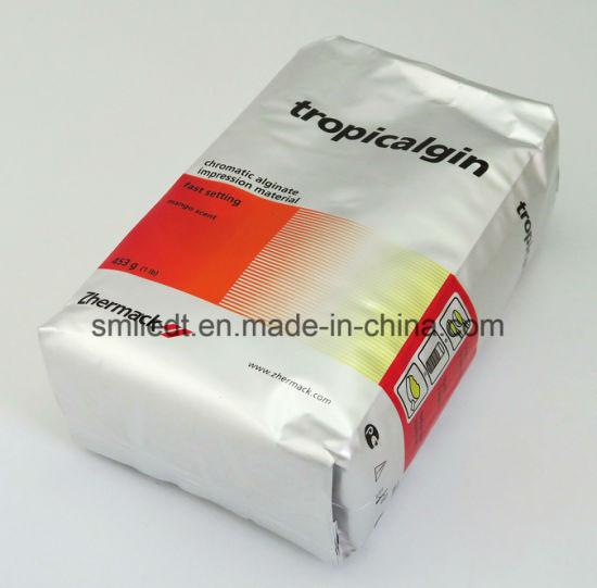Zhermack Tropicalgin Chromatic Alginate Dental Impression Material
