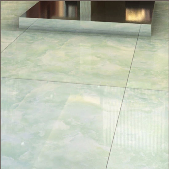 China 600x600 Floor Porcelain Ceramic Tile Marble Copy Glazed