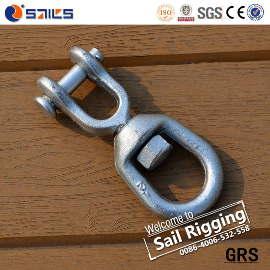 Stainless Steel 316 Jaw End Chain Swivel G403 pictures & photos
