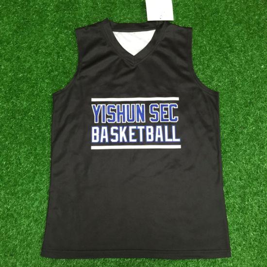 China Customized Team Sublimation Basketball Uniform - China ... b7d41750f