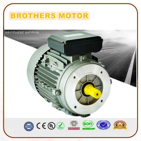 China Yc Single Phase Motor 220V/380 Electrical Motor - China ...