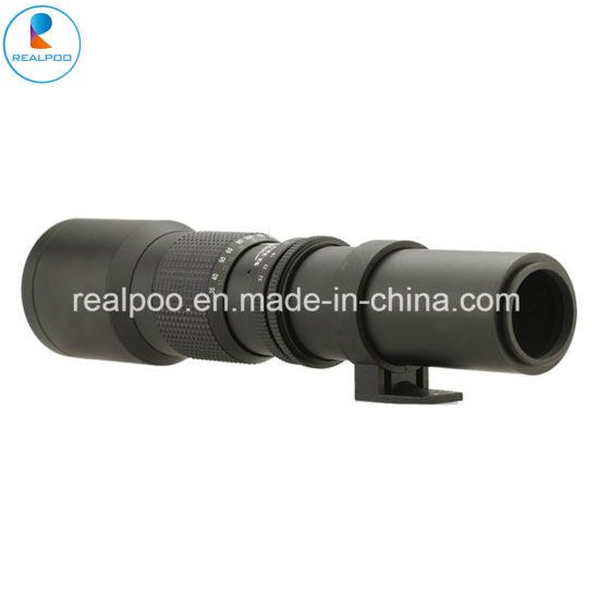 Wholesale 500mmf/8-32 Fixed Focus Manual Camera Lens