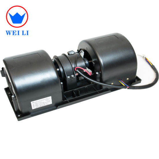 Universal Truck Blower for Auto Aircon Heater, Aircon Cooling