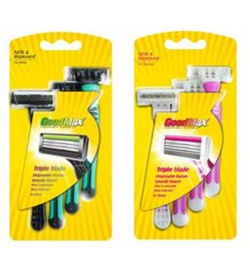 Wholesale Disposable Shaving Razor SL-3101 Tl
